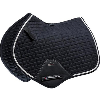 Techno-Suede Close Contact Jump Saddle Pad