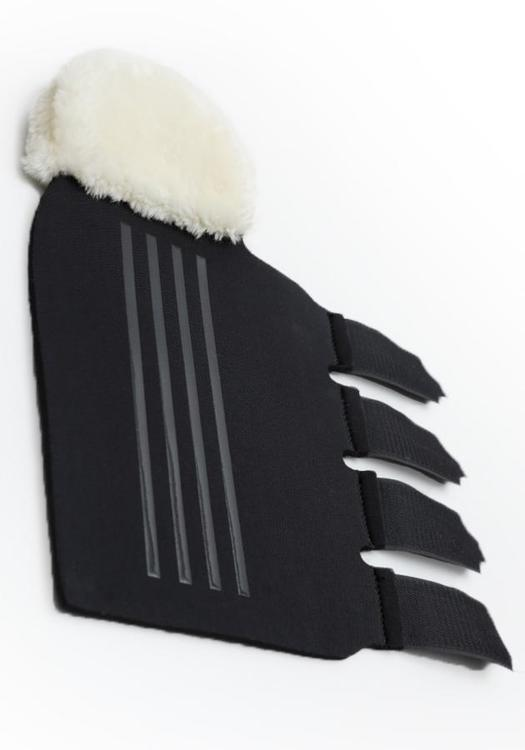 Techno Wool Anti Slip Tail Guard - svart