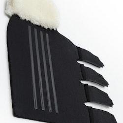 Techno Wool Anti Slip Tail Guard - svart
