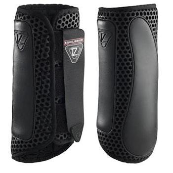 Tri-Zone Impact Sports Boots - Svart