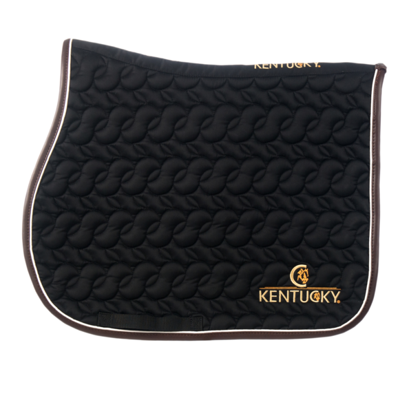 Kentucky Saddle Pad Absorb - jumping - full