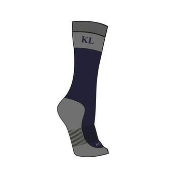 KINGSLAND DANCER UNISEX WOOL-MIX SPORT SOCKS