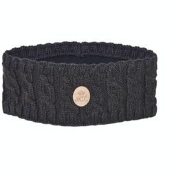 KLDULCIE LADIES CABLE KNITTTED HEADBAND