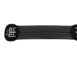Dressyrgjord Neopren - svart 65cm