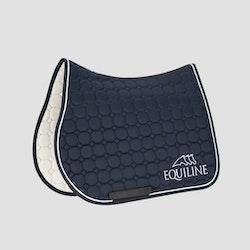 Equiline Octagon Sjabrakk i blå i Full