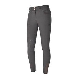 KINGSLAND KADI W E-TEC K-GRIP BREECHES BROWN LICORICE