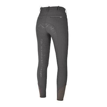 KINGSLAND KADI W E-TEC F-GRIP BREECHES GREEN BLACK INK