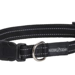 BUSTER Gear Halv-strup med refleks 10x280-400mm, Sort