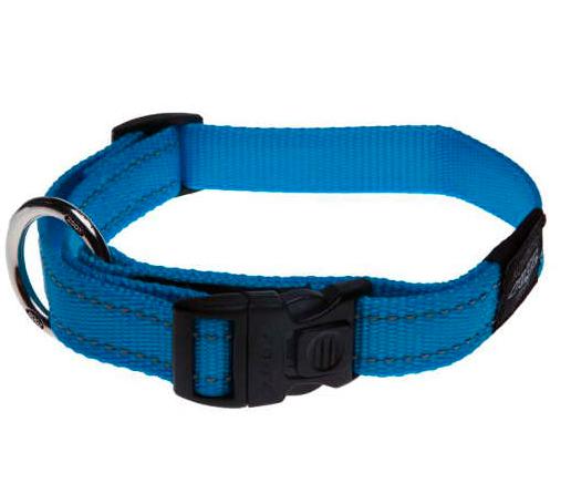 Classic Collar – Reflective Stitching 34-56cm