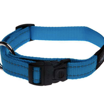 Classic Collar – Reflective Stitching 20-31cm