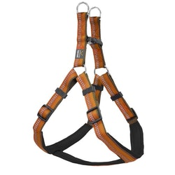 Kennel Equip Dog Harness  - orange og Lilla