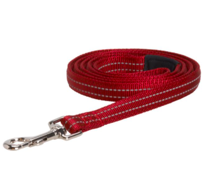 BUSTER reflective lead, 20x1400 mm, red