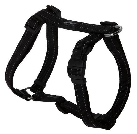 Classic Harness – Reflective Stitching 60-100cm