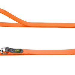 Hunter Training leash neopren oransje