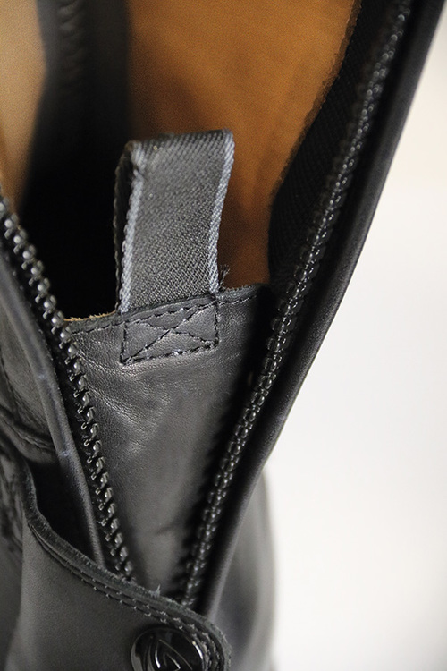 Tonics Spectrum Ridestøvler - svart
