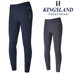 KINGSLAND KATJA LADIES E-TEC PULL ON KNEE GRIP BREECHES