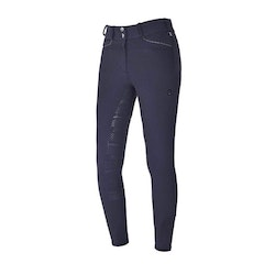 KINGSLAND KADI W E-TEC FULL-GRIP BREECHES navy