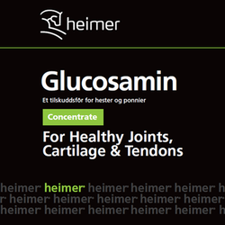 HEIMER GLUCOSAMIN - 500g