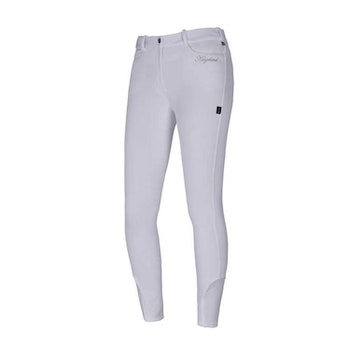 KINGSLAND KASANDRA W E-TEC4 F-GRIP BREECHES - WHITE