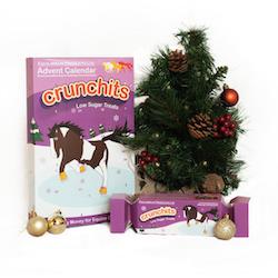 Julekalender Crunchits