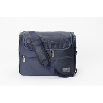 SOMÈH Grooming-/Tournament Bag CLASSIC/Equestrian Blue