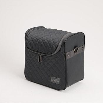 SOMÈH Grooming-/Tournament Bag COMPACT/Equestrian Grey (pussebag)