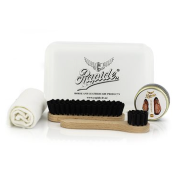 Shoe polish kit - Rapide