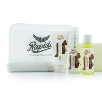 Saddle & leathercare kit
