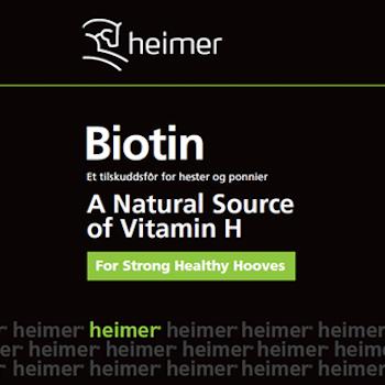 Heimer Biotin 599gram