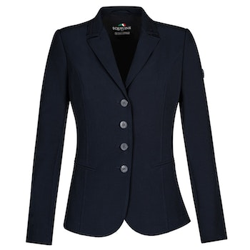 Equiline Halite Ladies Competition Jacket - Blue