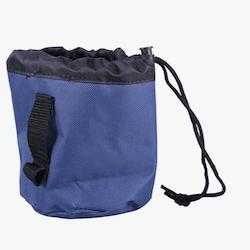 QHP Treat Bag - Navy/Grey