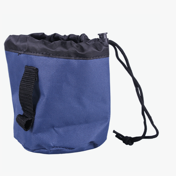 QHP Treat Bag - Navy/Grey