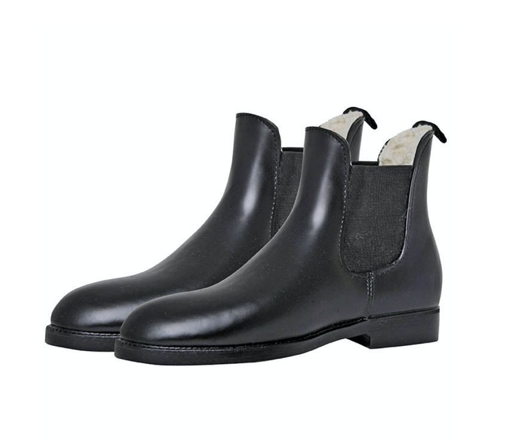 HKM Jodhpur boots -Soft- with teddy lining