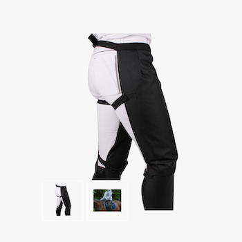 Waterproof leg protection - QHP - One size