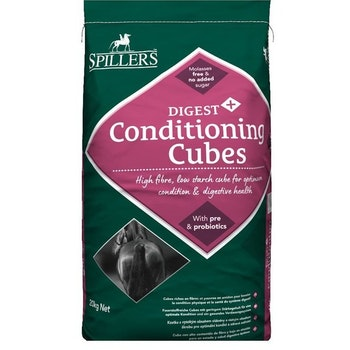 Spillers Conditioning Cubes