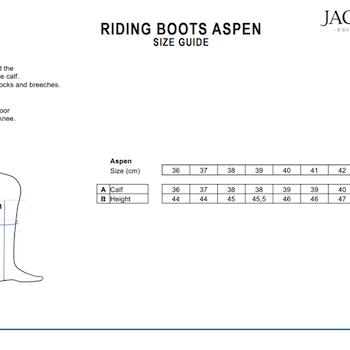 Aspen Fleeceforede ridestøvler fra Jacson