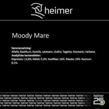 Moody Mare fra Heimer