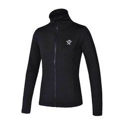 KINGSLAND SARIAH LADIES FLEECE JACKET - NAVY