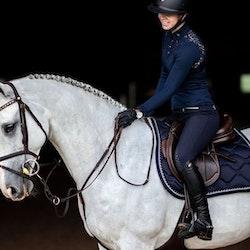 Sprang Schabrack FULL Midnight Blue - Equestrian Stockholm