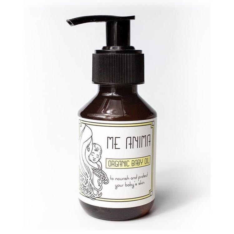 Barnolja Baby body oil