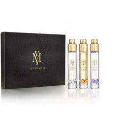 3 PIECES TRAVEL SIZE COLLECTION Edp Parfum Victoria Minya