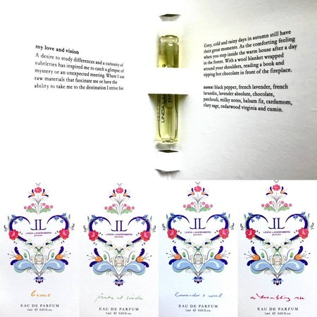 Discovery Set 4*1ml, Linda Landenberg Parfum Perfume EdP