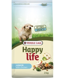 Happy Life - Junior med Kyckling