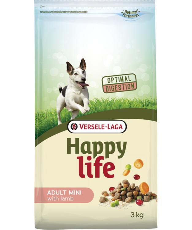 Happy Life - Adult Mini med Lamm