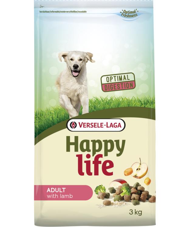 Happy Life - Adult med Lamm