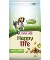 Happy Life - Adult Dinner med Kyckling