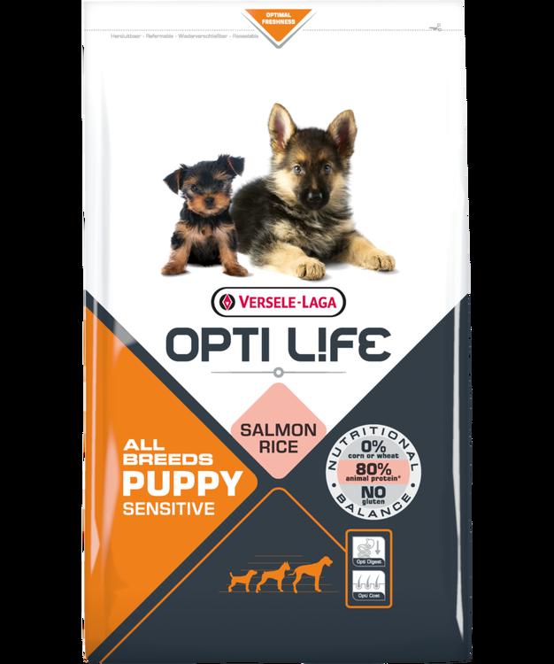 Opti Life - Puppy Sensitive