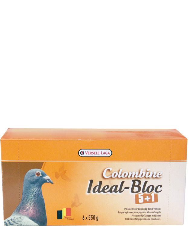 """Colombine - Ideal-Bloc """"tray 5 + 1"""""""
