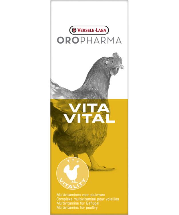 Oropharma - Vitavital