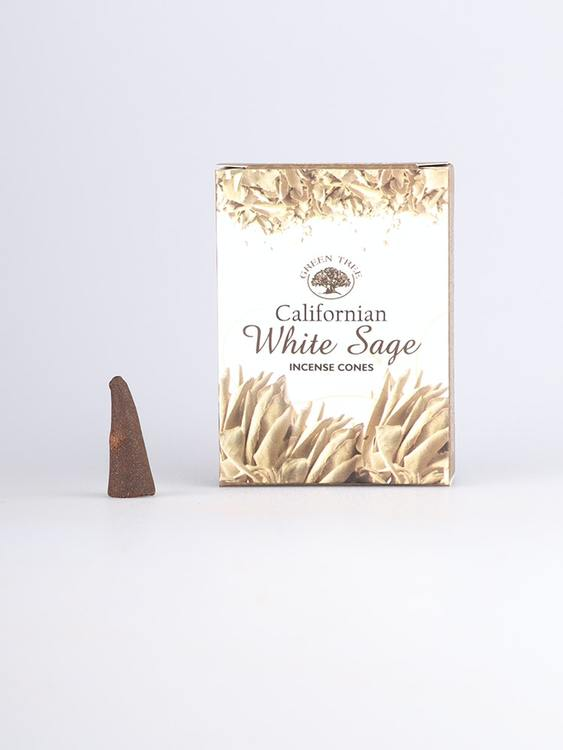 """Green Tree - """"Californian white sage"""" - Koner"""